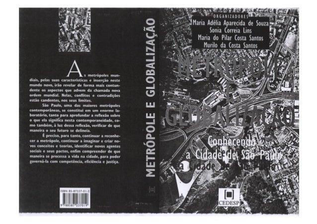 As novas articulações e formas de pressão da sociedade civil na metropole