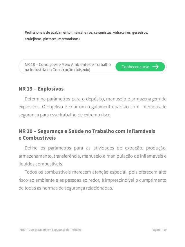 COMENTADA DOWNLOAD GRÁTIS NR 18