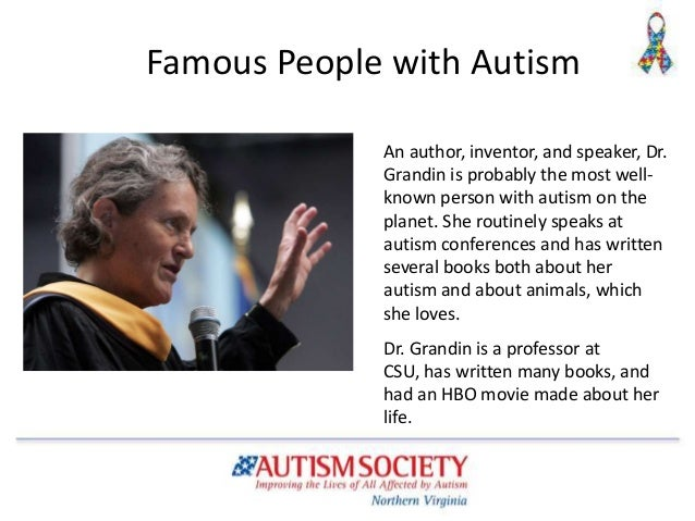 a history and societys perception of autism The autism society san diego serves as the voice and resource of the local  my  eleven-year-old son was narrating a story, as part of our writing lesson for the day   sexual predators target people with dd because they perceived as more.