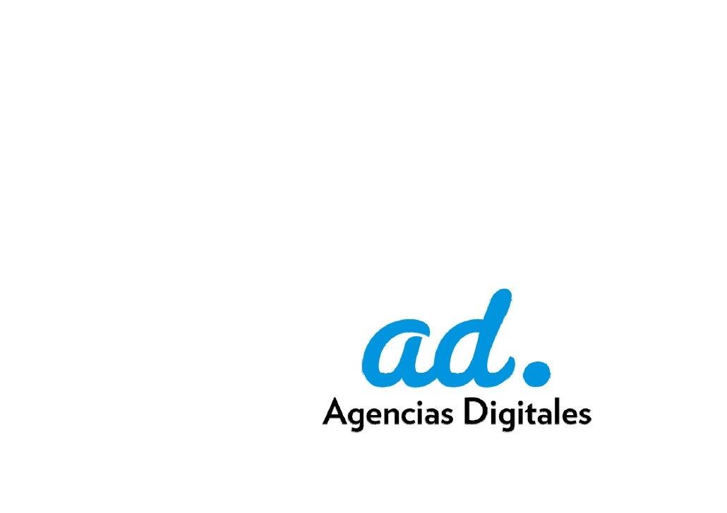 Asociación de Agencias Digitales - Presentación