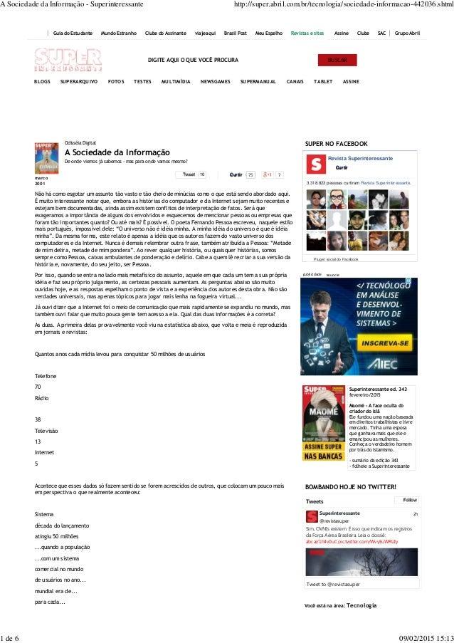 Guia do Estudante Mundo Estranho Clube do Assinante viajeaqui Brasil Post Meu Espelho Revistas e sites Assine Clube SAC Gr...