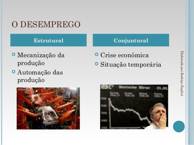 Resultado de imagem para desemprego estrutural e conjuntural