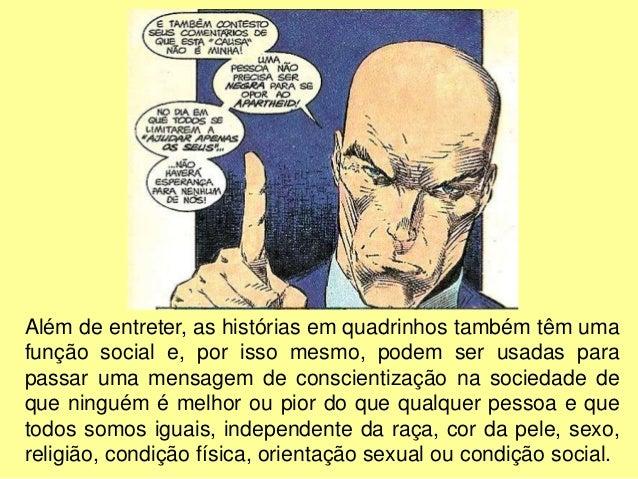 Uma verdadeira revolução nos quadrinhos foi a criação do herói Pantera Negra, em 1966. O Pantera é o líder da nação africa...
