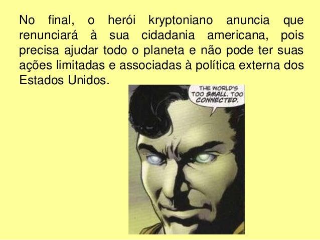 Proposta de trabalho avaliativo • Escolha um personagem de histórias em quadrinhos e/ou cinema – pode ser herói ou vilão; ...