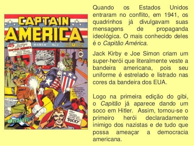 Se o Super-Homem surgiu como um alienígena defensor da justiça, o Capitão América Steve Rogers era um americano de verdade...