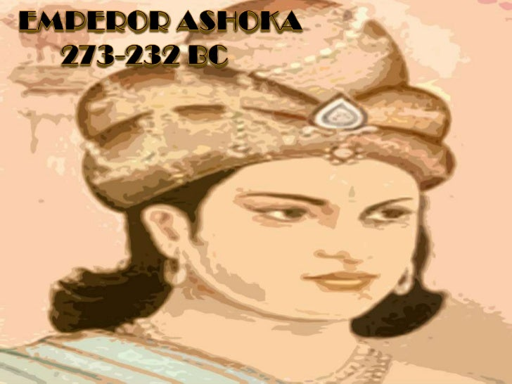 In 304 BC , the second emperor of the MauryaDynasty, Bindusara, welcomed a son into the world.The boy's mother Dharma was ...