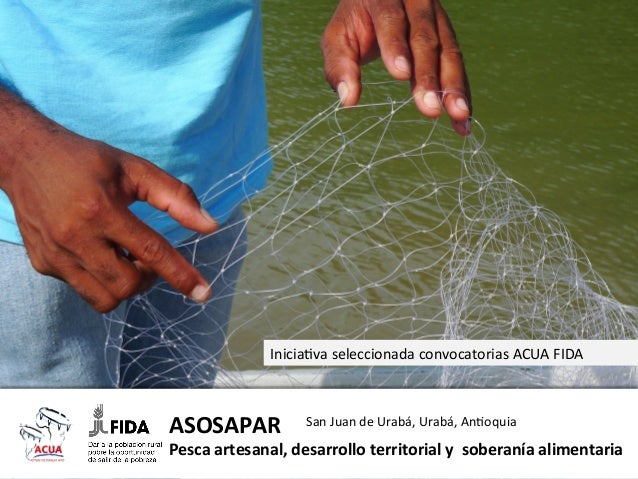 Inicia-va  seleccionada  convocatorias  ACUA  FIDA    ASOSAPAR    San  Juan  de  Urabá,  Urabá,  An-...