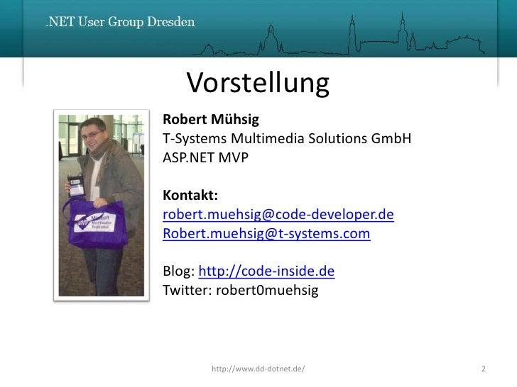 ASP.NET MVC Slide 2