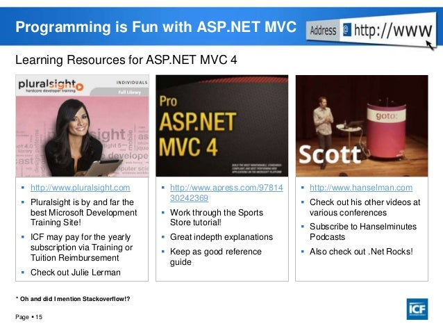 What is a good beginner's online resource for ASP.NET MVC?