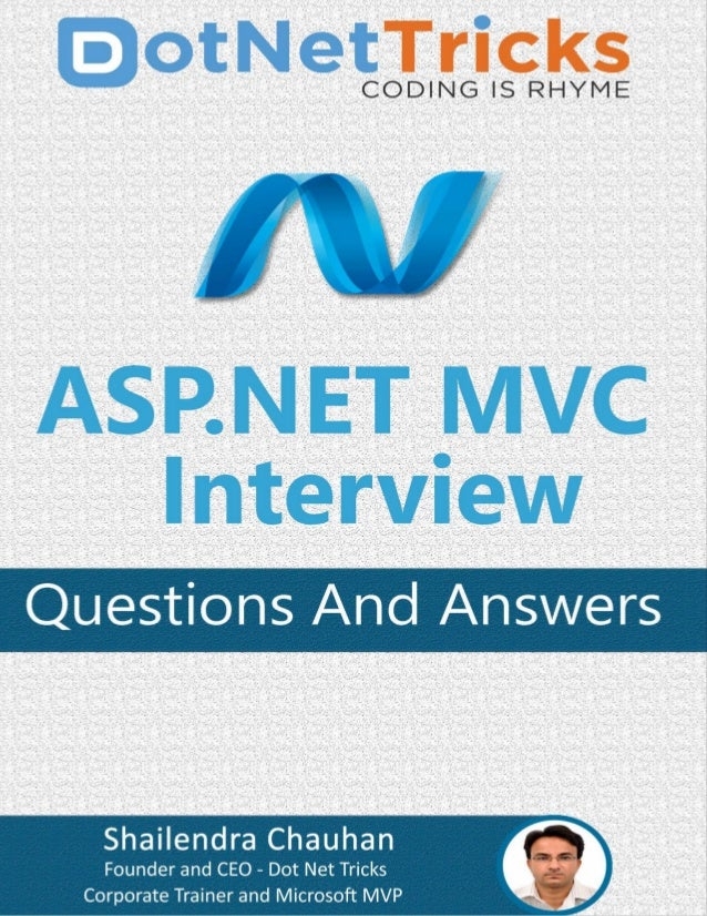 DOT NET Interview Questions and Answers - WordPress.com