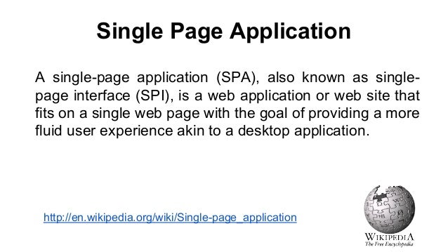 ASP NET - Architecting single page applications with knockout js