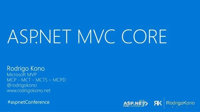 • MVP Microsoft • MCP – MCTS – MCPD – MCT • Foco em desenvolvimento WEB • Arquiteto de Soluções / Consultor • Treze anos d...