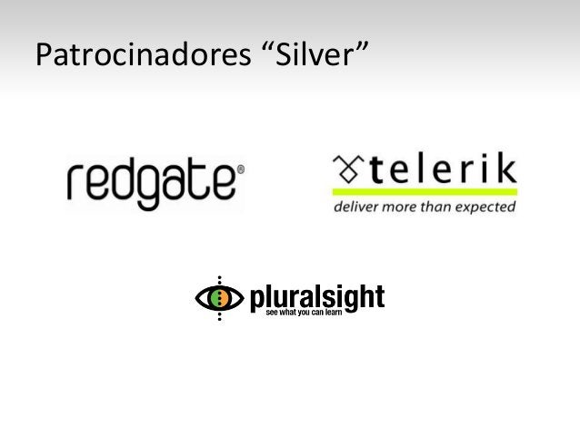 "Patrocinadores ""Silver"""