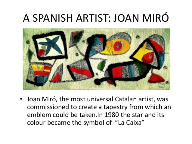 Artist Miro
