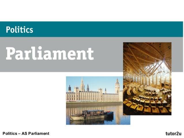 Politics – AS Parliament