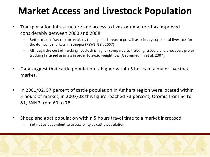 livestock marketing and evaluation test with Evaluation of livestock information network knowledge system establish a livestock marketing database evaluation as the systematic assessment of the.