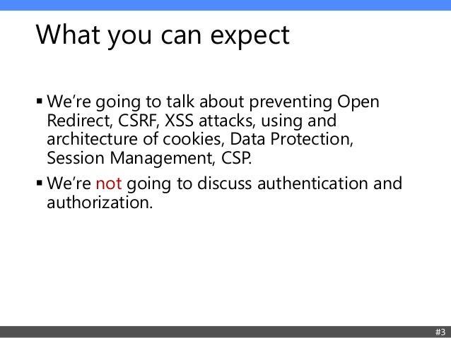 .NET Fest 2017. Михаил Щербаков. Механизмы предотвращения атак в ASP.NET Core Slide 3