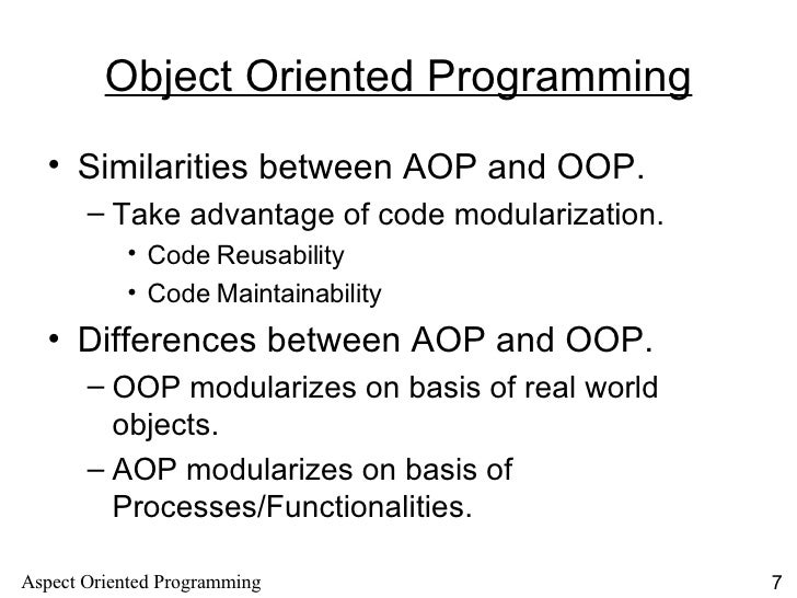 reusability object oriented programming
