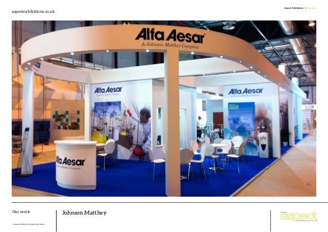 Exhibition Stand Builders Northampton : Aspect exhibitions company overview