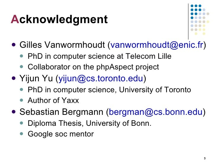 Diploma thesis mentor