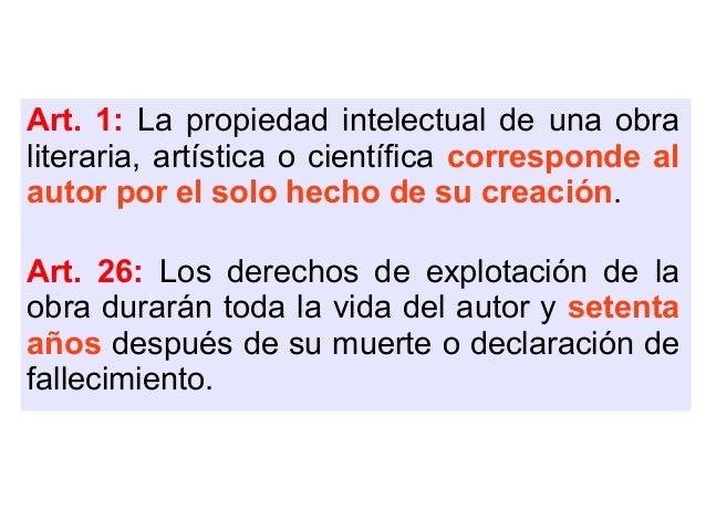 Derechos conexos. Libro II de la LPI La LPI concede derechos a los artistas interpretes, productores de fonograma y emisor...