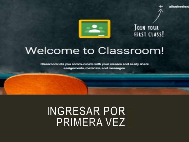 Aspectos básicos de google classroom Slide 2