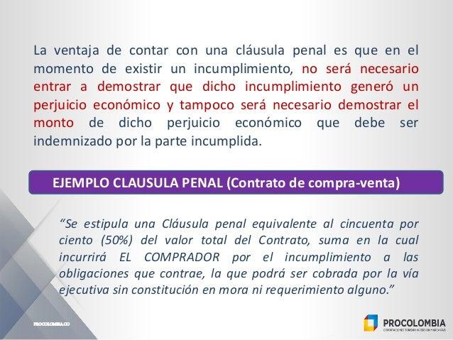 Aspectos contractuales para internacionalizar empresas for Que es una clausula