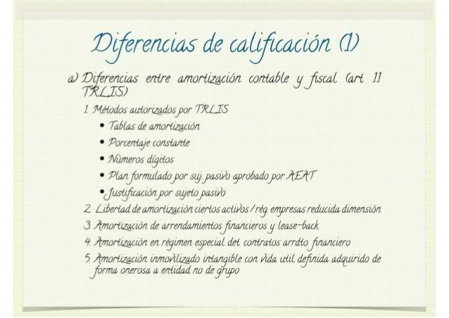 Aspectos fiscales y contables del cierre 2012
