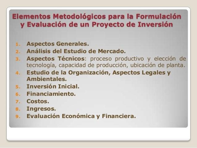 elementos para la formulacion de un Elementos orientadores para la formulación del plan la constitución del ecuador es el principal referente del proceso de formulación de la planificación.