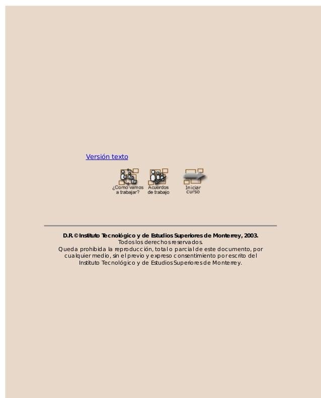 Aspectos Legales que Regulan la Empresa Versión texto D.R.© Instituto Tecnológico y de Estudios Superiores de Monterrey, 2...