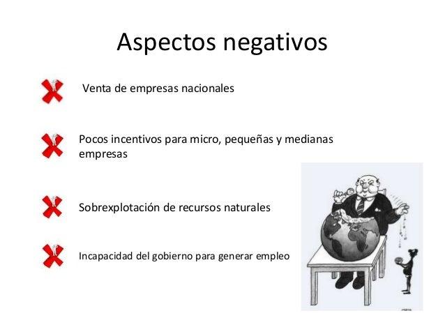 aspectos positivos y negativos de la television
