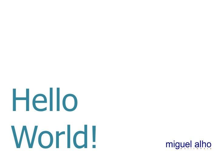 HelloWorld!