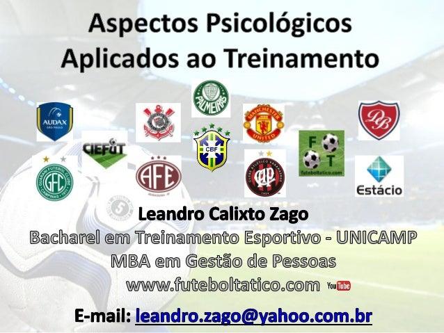 Futebol Teoria do Caos Complexidade Ciências Humanas Teoria Geral dos Sistemas Pedagogia Teorias do Treinamento Desportivo...