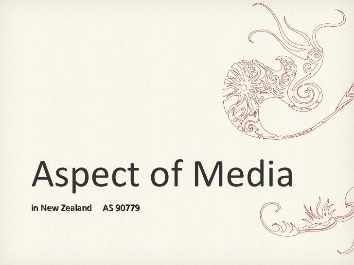 Aspect presentation