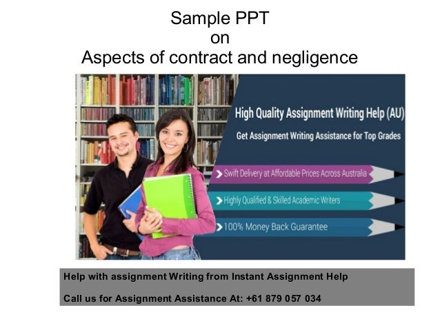 Aspects of Contract & Negligence