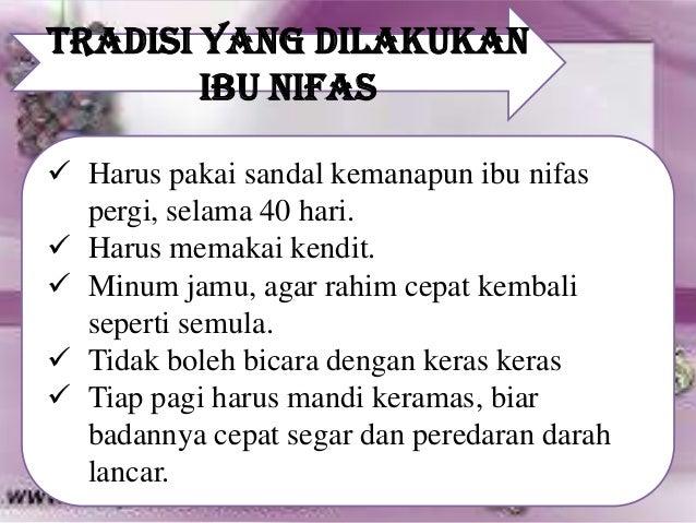 PERAWATAN IBU NIFAS PDF