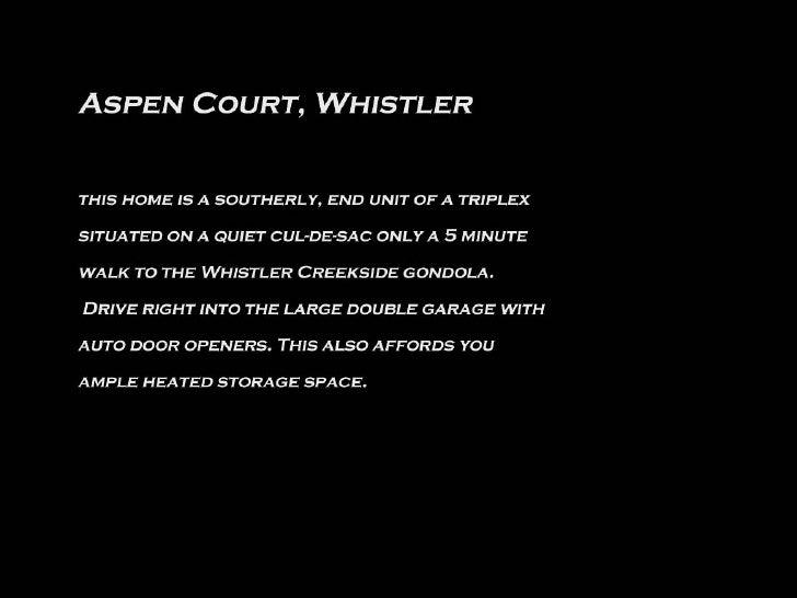 Aspen court pdf slideshow