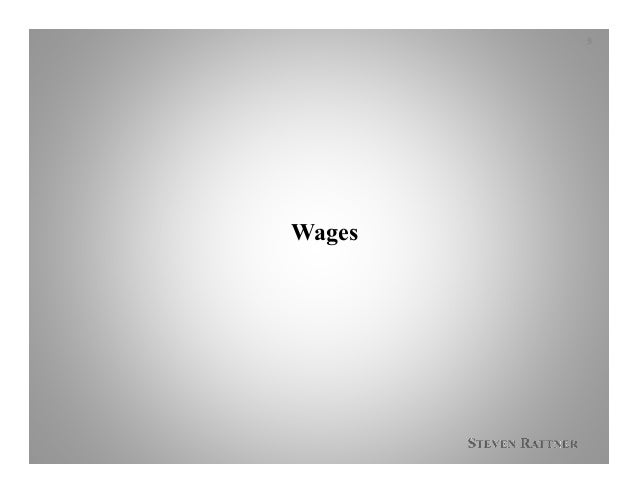 Wages 9