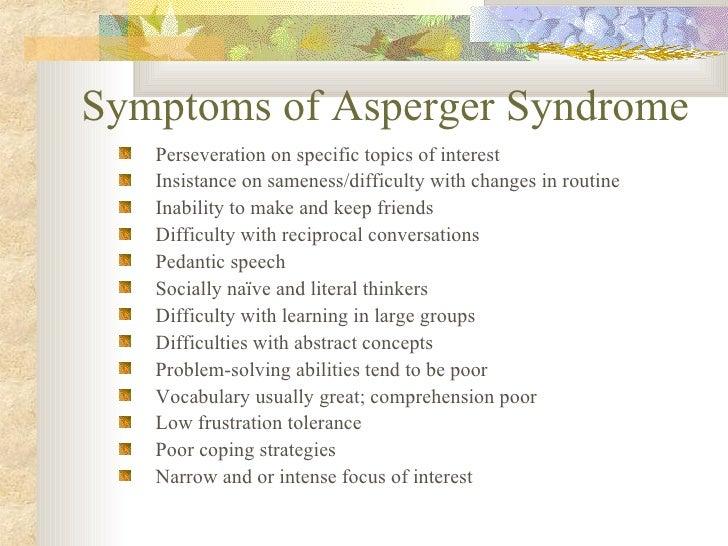 Aspergers In Adults Test 93