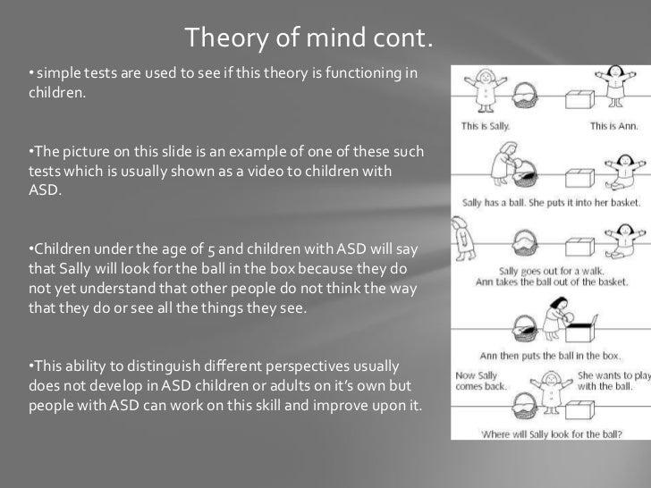 an essay on autism and theory of mind Amazon配送商品ならmindblindness: an essay on autism and theory of mind ( learning, development, and conceptual change)が通常配送無料。更にamazon .