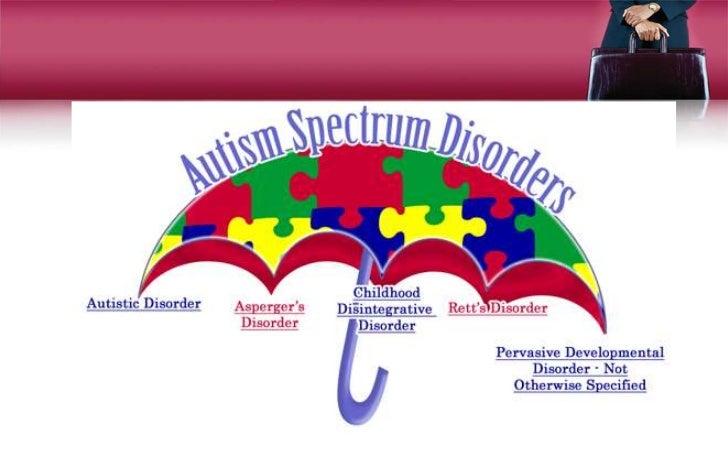 Asperger's disorder Slide 3