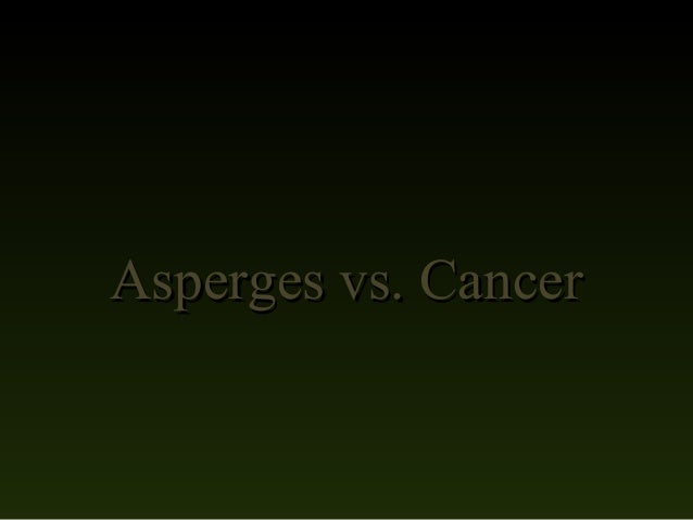 Asperges vs. CancerAsperges vs. Cancer