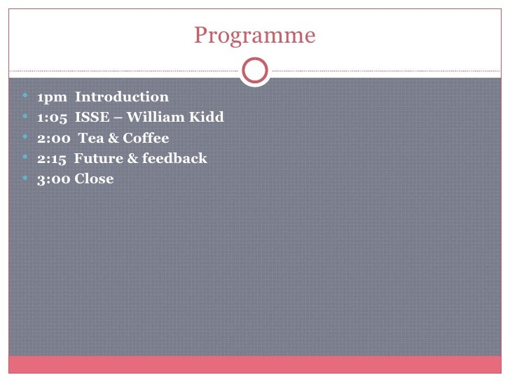 William Kidd CEO Institute of Specialist Surveyors and Engineers - plans for regulating damp home repair Slide 2