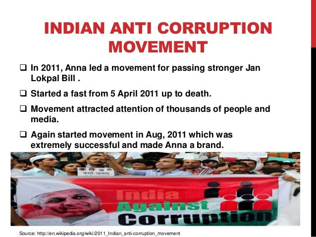 Media and anti corruption