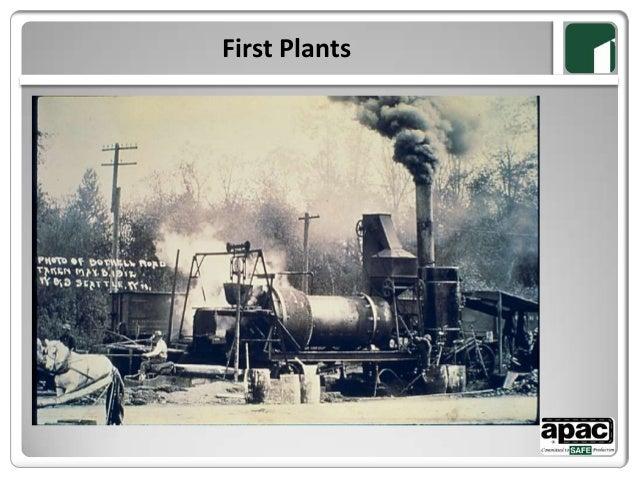 asphalt plant presentation