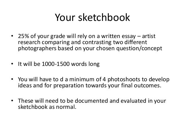 Essay Writing Sites | Selling and Buying Essays a level photography ...