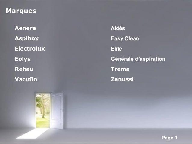 aspiration centralis e. Black Bedroom Furniture Sets. Home Design Ideas