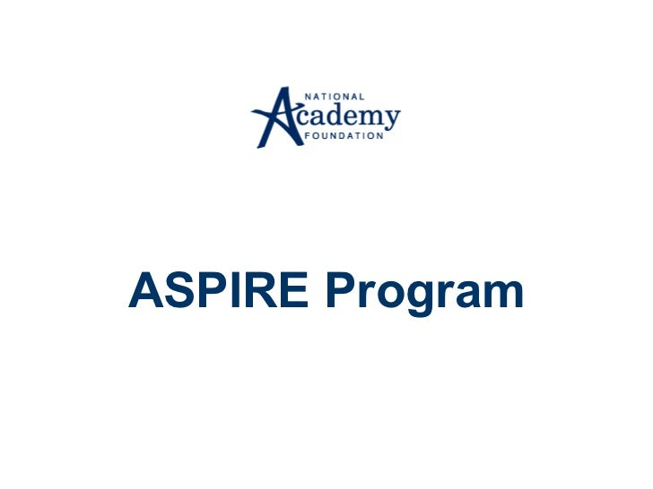 ASPIRE Program