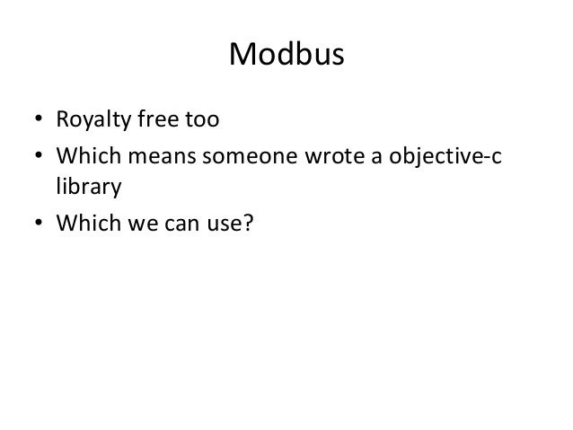 Easy Modbus Github