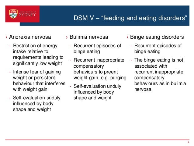 an analysis of anorexia nervosa as a eating disorders in men Emerging trends in the field of eating disorders karen beerbower, ms, rd anorexia nervosa –women have a drive for thinness and men have a.
